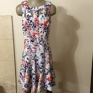 Jessica Simpson Fit and Flare Dress 10